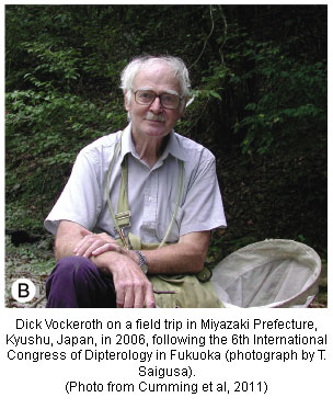 Dick Vockeroth - Japan - Collecting