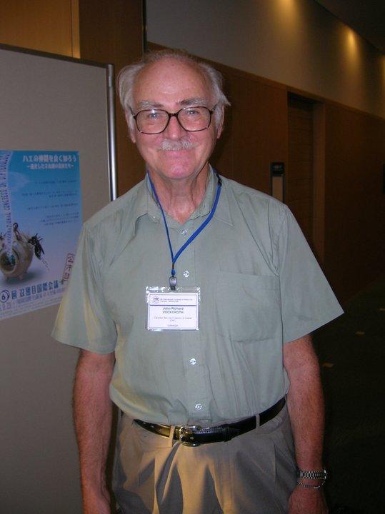 Dick Vockeroth - Chris Borkent