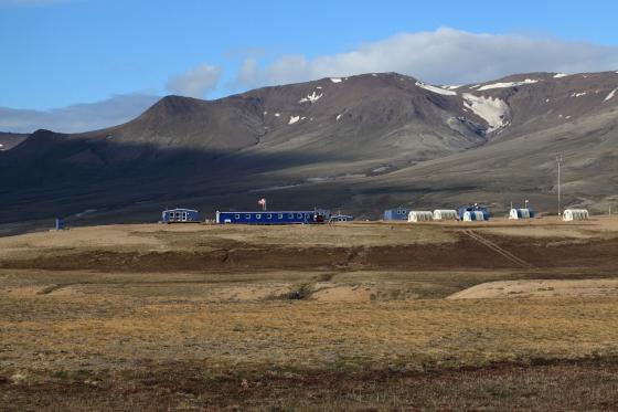 Greenlandic field station