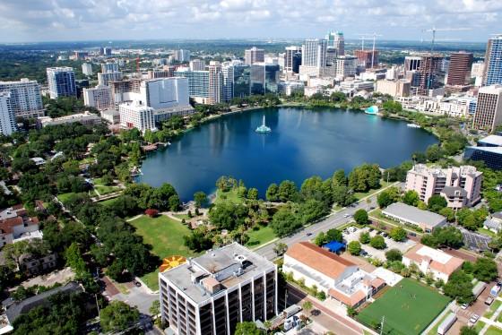 Orlando_Lake Eola1